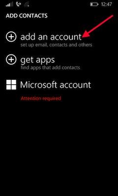 how to set ringtone in windows phone 535