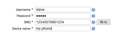 phone association