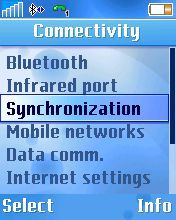 Select Synchronization