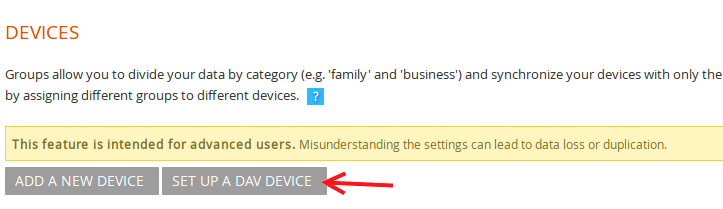 Go to Settings -->Devices