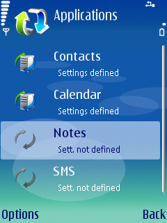 Select Notes