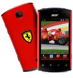 Acer Liquid mini Ferrari Edition