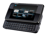 Nokia N900 with Android
