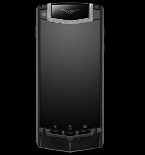 Vertu Pure Black with Diamonds